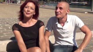 Mère de famille tourne dans un porno amateur